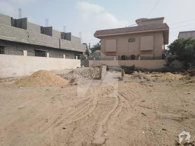 گلشنِ معمار - سیکٹر زیڈ گلشنِ معمار گداپ ٹاؤن کراچی میں 16 مرلہ رہائشی پلاٹ 1.62 کروڑ میں برائے فروخت۔