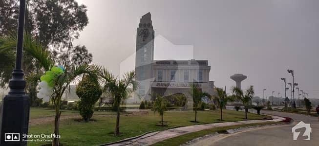 پام سٹی فیروزپور روڈ لاہور میں 10 مرلہ رہائشی پلاٹ 66 لاکھ میں برائے فروخت۔