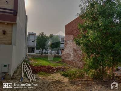 پام سٹی فیروزپور روڈ لاہور میں 5 مرلہ رہائشی پلاٹ 37.99 لاکھ میں برائے فروخت۔