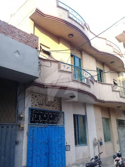 3 Marla Double Storey House For Sale In  R Block Of Marghzar Colony Tahir Town Lahore