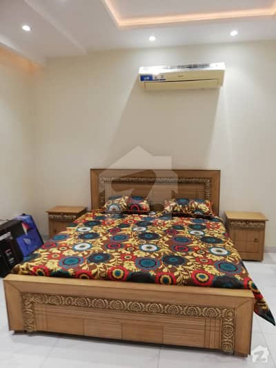 1 Bedroom VIP Furnished Flat in Bahria Town Lahore