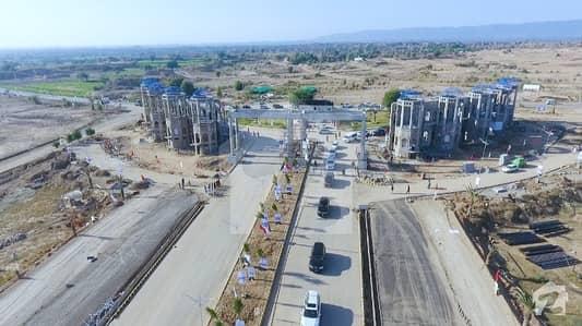 بلیو ورلڈ سٹی چکری روڈ راولپنڈی میں 14 مرلہ رہائشی پلاٹ 25 لاکھ میں برائے فروخت۔