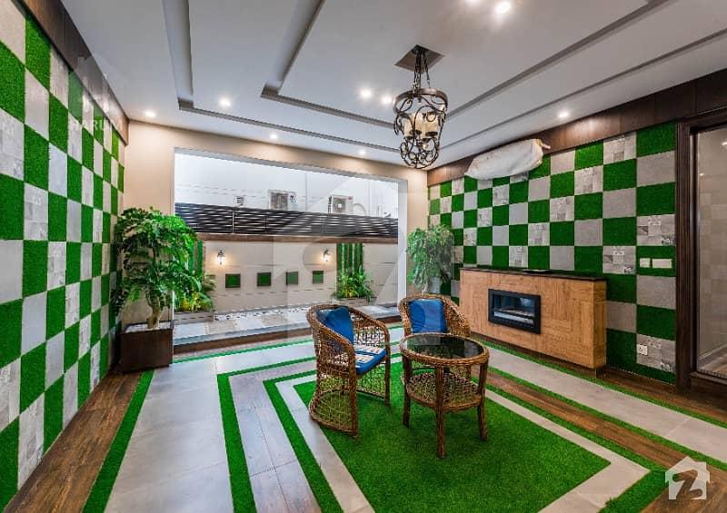 ڈی ایچ اے فیز 6 ڈیفنس (ڈی ایچ اے) لاہور میں 5 کمروں کا 1 کنال مکان 4.75 کروڑ میں برائے فروخت۔