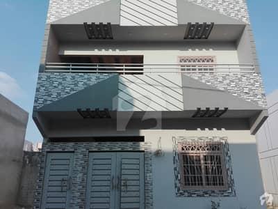 گلشنِ معمار - سیکٹر آر گلشنِ معمار گداپ ٹاؤن کراچی میں 4 کمروں کا 5 مرلہ مکان 1.15 کروڑ میں برائے فروخت۔