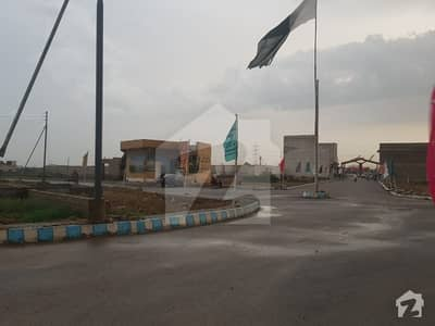 Pir Gul Hassan Town 104 Park Facing West Open Plot For Sale