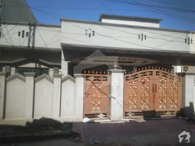 Single Storey 10 Marla House For Sale - Masroor Town