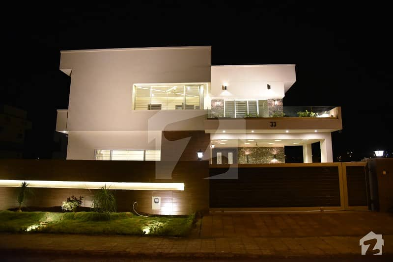 Smart  Modern House In Central DHA Phase 2