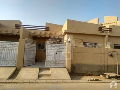 120sqyd SINGLE STORY HOUSES FOR SALE IN KN GOHAR GREEN CITY READY TO SHIFT