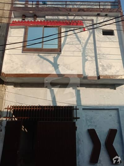 4 Marla Double Story House For Sale Situated At Kausar Town St#02, Linked With Ameer Colony Okara