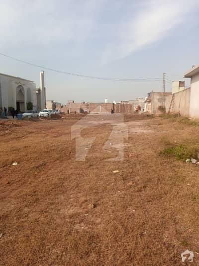 5 Marla Residential Plot For Sale Ghauri Town Phase 5