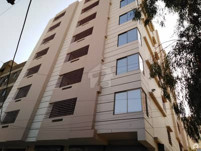 First Floor Flat Is Available For Sale In Zam Zam Square Latifabad Hyderabad