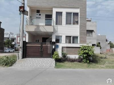واپڈا سٹی فیصل آباد میں 5 مرلہ مکان 85 لاکھ میں برائے فروخت۔