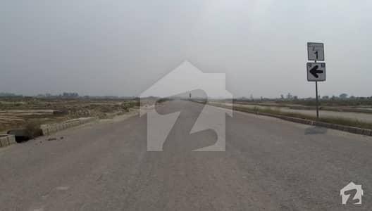 10 Marla Plot No 790 Facing Kanal In Block K Investor Price For Sale