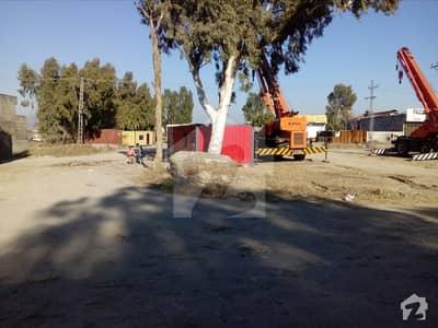 جی ٹی روڈ اسلام آباد میں 3 کنال کمرشل پلاٹ 20 کروڑ میں برائے فروخت۔