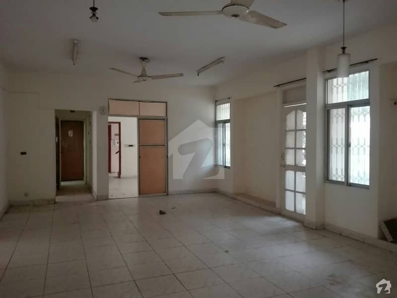 Ground Floor Renovated Flat Available For Sale In Good Location