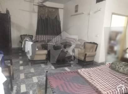 Double Storey House With Basement For Sale In Mehran Block