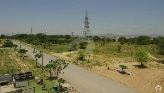 Commercial Plot On Ideal Location For Sale In G-16 Markaz