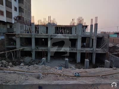 ودھو واہ روڈ قاسم آباد حیدر آباد میں 4 کمروں کا 6 مرلہ فلیٹ 53 لاکھ میں برائے فروخت۔