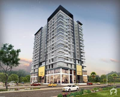 One Bedroom Apartment For Sale In Elysium F8 Islamabad