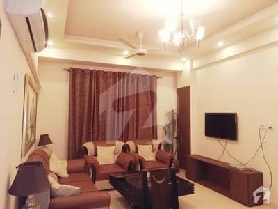 1 Bed Fully Furnished Executive Apartment For Sale In The Grande Bahria Phase 2