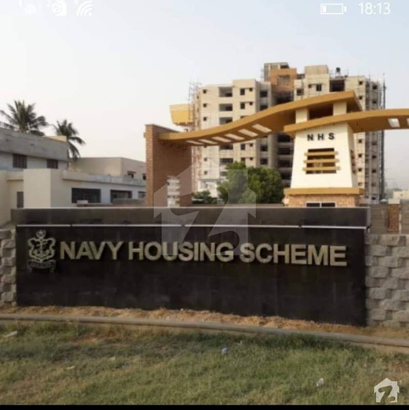 West Open Naval Apartment For Sale In Secure Military Area Pns Karsaz