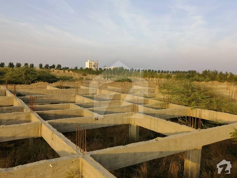 ناردرن بائی پاس کراچی میں 2 کمروں کا 3 مرلہ فلیٹ 12 لاکھ میں برائے فروخت۔