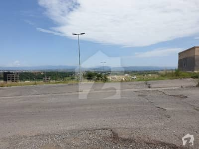 Height Location Near Park 1 Kanal Plot For Sale
