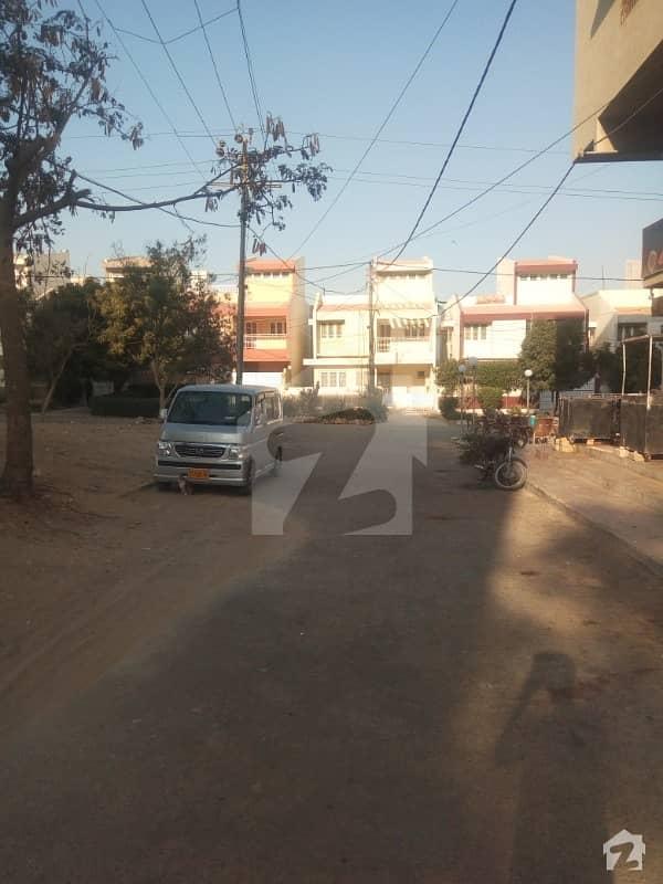گلشنِ معمار گداپ ٹاؤن کراچی میں 7 مرلہ کمرشل پلاٹ 2 کروڑ میں برائے فروخت۔