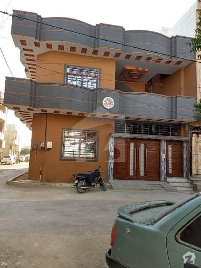 گلشنِ معمار - سیکٹر آر گلشنِ معمار گداپ ٹاؤن کراچی میں 6 کمروں کا 6 مرلہ مکان 1.52 کروڑ میں برائے فروخت۔