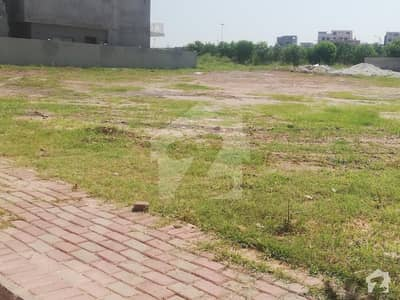 Investment Options in Bahria Enclave Sector A Kanal Plot For Sale
