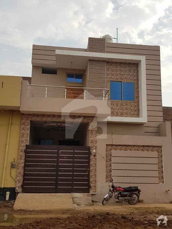 وسُو روڈ منڈی بہاؤالدین میں 5 کمروں کا 5 مرلہ مکان 50 لاکھ میں برائے فروخت۔