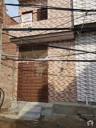 رچنا ٹاؤن جی ٹی روڈ لاہور میں 2 کمروں کا 3 مرلہ مکان 25 لاکھ میں برائے فروخت۔