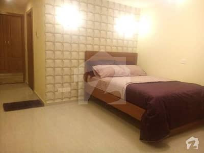 3 Bed Furnished High Floors Apartment Of Margala Hills Available In Centaurus Islamabad
