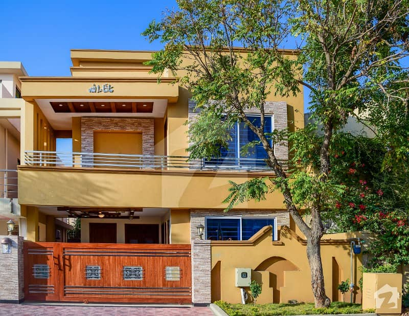 Brand New House For Sale In Bahria Town Phase 4 In Block  D