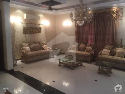 600 Yards Outclass Furnished Bungalow For Rent In DHA Phase 7