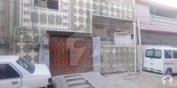 نارتھ کراچی - سیکٹر 7-ڈی نارتھ کراچی کراچی میں 5 مرلہ مکان 1.35 کروڑ میں برائے فروخت۔