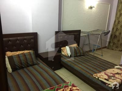 family furnished flat for sale