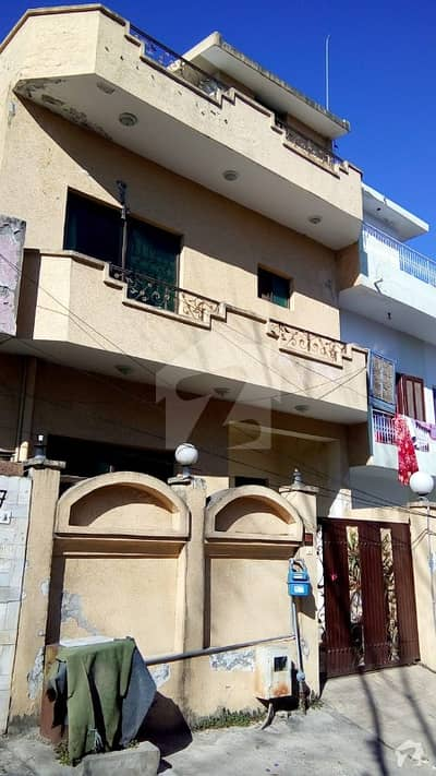 20x40 Double Storey House For Sale CDA Transfer