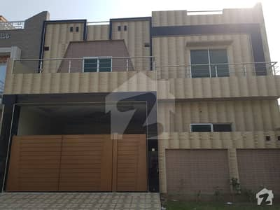 House Of 8 Marla For Sale In Riaz Ul Jannah