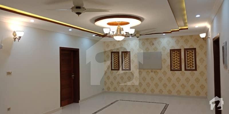 7 Marla Brand New House For Sale Bahria Town Phase 8 Abu Bakar Block