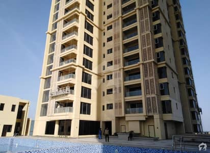 11th Floor Partial Sea Facing Apartment Is Available For Rent