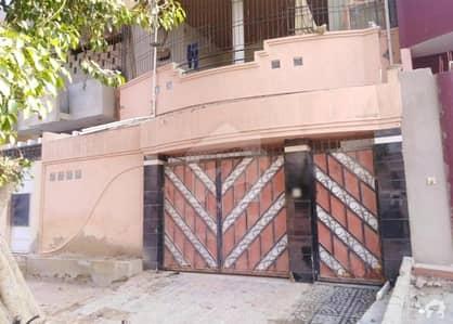 نارتھ کراچی - سیکٹر 7-D3 نارتھ کراچی کراچی میں 6 مرلہ مکان 1.5 کروڑ میں برائے فروخت۔