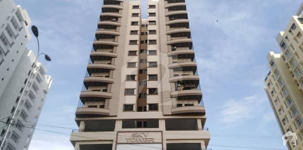 کلفٹن ۔ بلاک 8 کلفٹن کراچی میں 3 کمروں کا 8 مرلہ فلیٹ 2.95 کروڑ میں برائے فروخت۔
