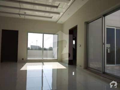 Basement 10 Marla Brand New House For Sale