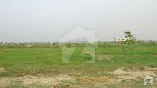 DHA PHASE 7 BLOCK T 595 RESIDENTIAL IDEAL LOCATION PLOT