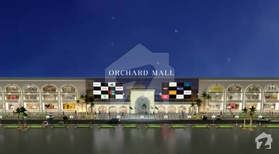 SHOP FOR SALE AT ORCHARD MALL BAHRIA ORCHARD LAHORE