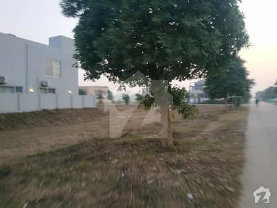 1kanal Residential Plot Block P Good Location In Phase 7