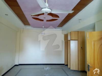 First Floor Flat For Rent In Jinnah Garden