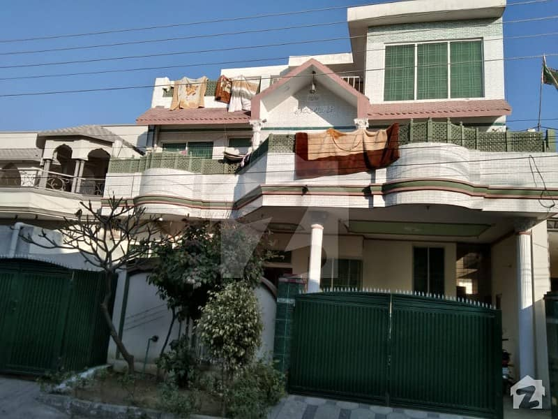 10 Marla Residential House Is Available For Sale At Punkab Coop Housing Block A At Prime Location