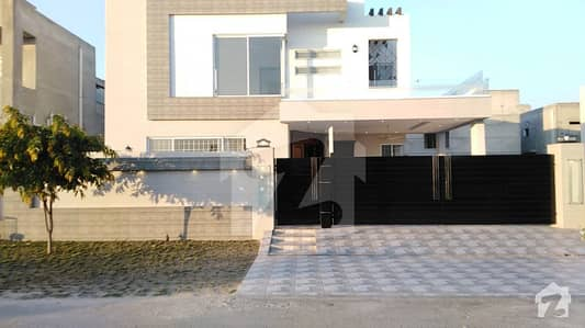 1 Kanal Brand New House For Rent In N Block Of DHA Phase 6 Lahore